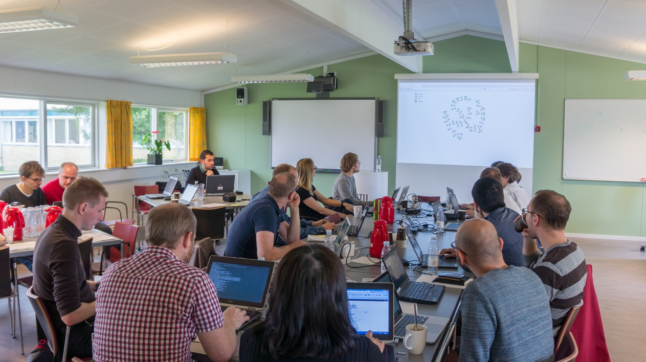mosaik-workshop at DTU 2014-09-24